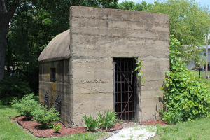 Historic Jail - Robinson Park