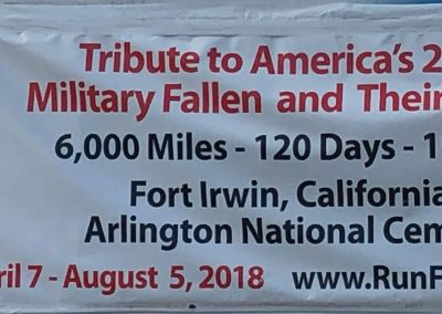 'The Run for the Fallen'